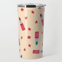 Jeffree Star Lipsticks Party Travel Mug