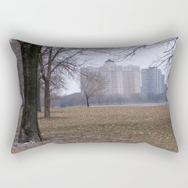 Edgewater Beach Hotel Rectangular Pillow