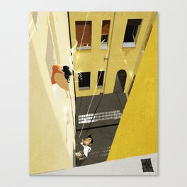 Casalingha 2 Canvas Print