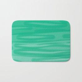 Tropical Blue-Green Dreams 1 Bath Mat