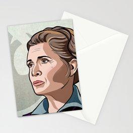 General Organa Stationery Cards