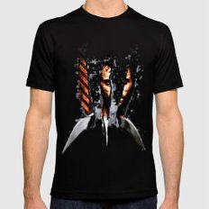 The Weapon XFactor MEDIUM Black Mens Fitted Tee