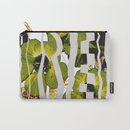 caged garden Carry-All Pouch