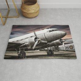 Douglas DC-3 Rug