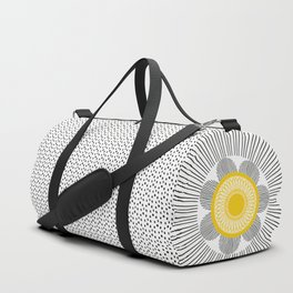 Sunny flower Duffle Bag