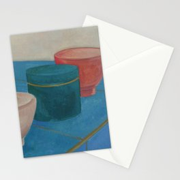 Still life - 3 Cups Stationery Cards