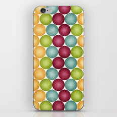 Polka Me Dotty! iPhone & iPod Skin