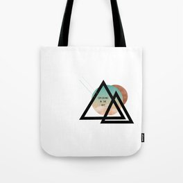 explosions in the sky Tote Bag