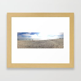 Fun In The Sun Framed Art Print