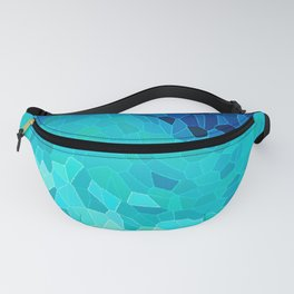 INVITE TO BLUE Fanny Pack