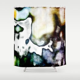 Feeling Incomplete Shower Curtain