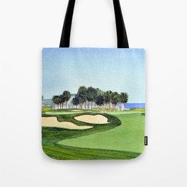 The Dunes Golf Club Myrtle Beach South Carolina Tote Bag