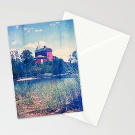 Vintage Great Lakes Lighthouse Stationery Cards