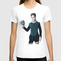 hamlet T-shirts featuring Hamlet Batch by enerjax