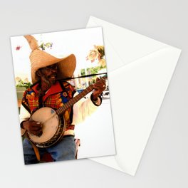 jamaica singer Stationery Cards