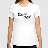 mineral T-shirts featuring Mineral Springs by Parks of Seattle