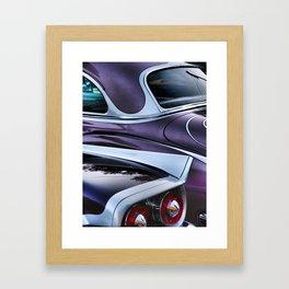 Showdown 3 Framed Art Print