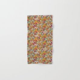 FLORAL // LIFE OF FLOWERS Hand & Bath Towel