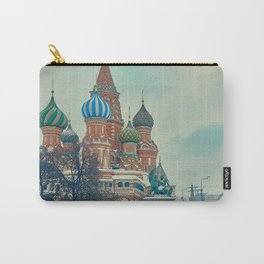 Cathedral of Vasily the Blessed Carry-All Pouch