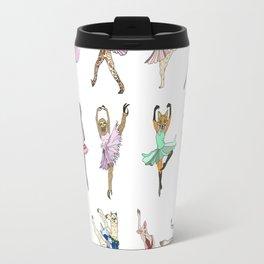 Animal Square Dance Travel Mug