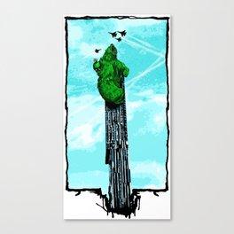 Beetham Tower Canvas Print
