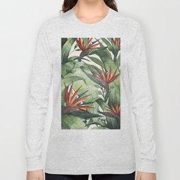 Tropical Flora I Long Sleeve T-shirt
