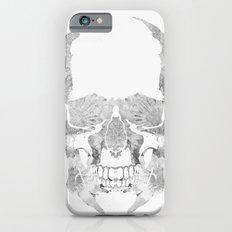 Skull BW iPhone 6s Slim Case