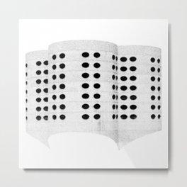 Prentice Hospital Metal Print