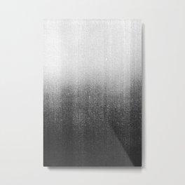 BLUR / abyss / black Metal Print