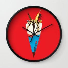 Edgar Wright Films Wall Clock