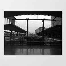 Sydney, Australia - Central Station Canvas Print