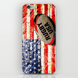 American Rugby iPhone Skin