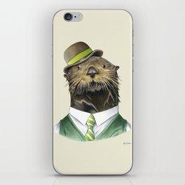 Sea Otter iPhone Skin