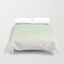 flavor of young leaves Duvet Cover