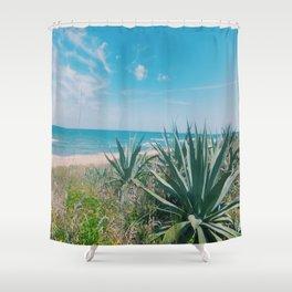 Flagler Beach, Florida Shower Curtain