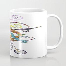 Topsy Turvy Toff Coffee Mug