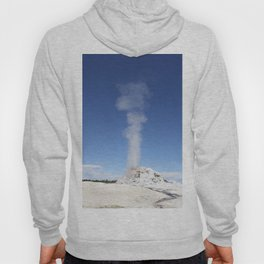 White Dome Eruption Hoody