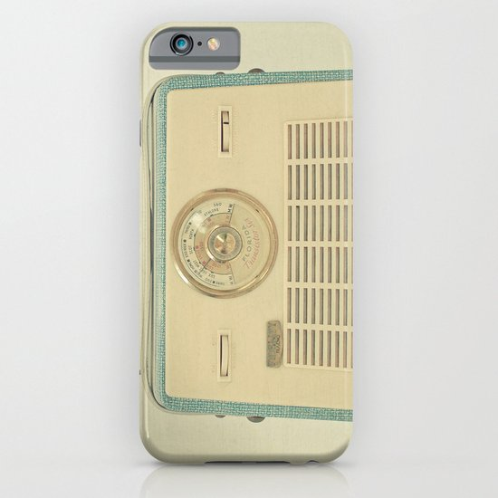Radio Days iPhone & iPod Case