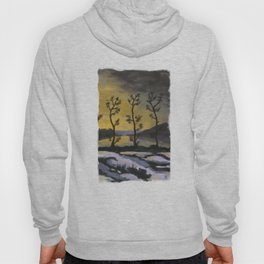 Forever lonely trees (The Danish Girl interpretation) Hoody