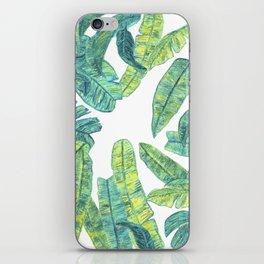 tropical daze iPhone Skin