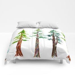 Tall Trees Please Comforters