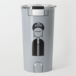 Artists icons Travel Mug