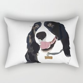English Springer spaniel Rectangular Pillow