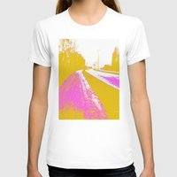road T-shirts featuring Road by Mr & Mrs Quirynen