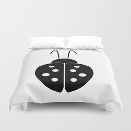 Dinomania - Lady Luck Duvet Cover
