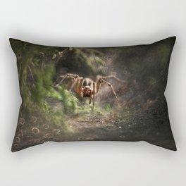 Garden Stories III Rectangular Pillow
