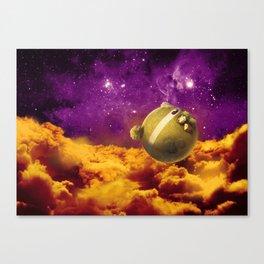 King Kai's Planet Canvas Print