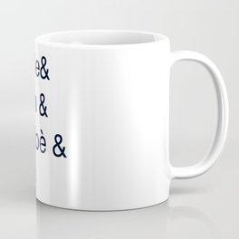 Kylie Kim Khloè Crew Coffee Mug