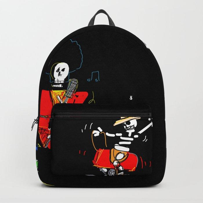 Die trying Backpack