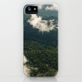 the rainforest  iPhone Case